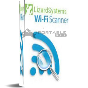 LizardSystems Wi-Fi Scanner cover icon