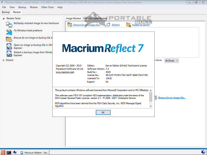 Macrium Reflect Technician's 7