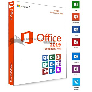 Microsoft Office 2019 for Mac cover icon