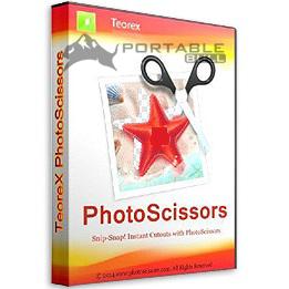 Teorex PhotoScissors 8.2 cover icon