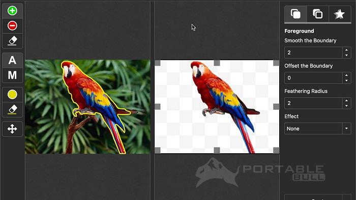 Teorex PhotoScissors 8.2