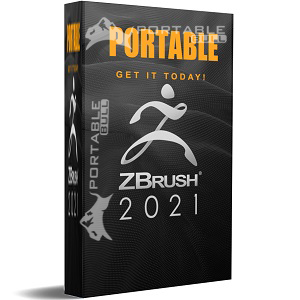 ZBrush 2021 Cover icon