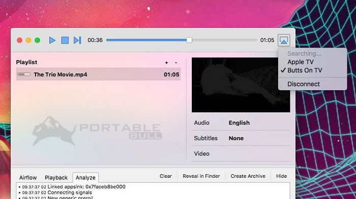 Airflow for mac