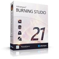 Ashampoo Burning Studio 21 icon