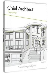 Chief Architect Premier X9 cover