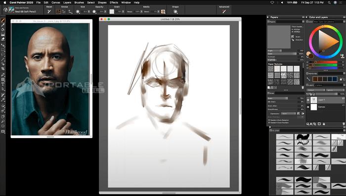Corel Painter 2021 for mac