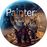 Corel Painter 2022 icon
