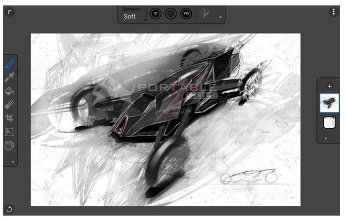 Corel Painter 2022 portable