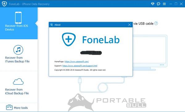 FoneLab iOS Unlocker 2021