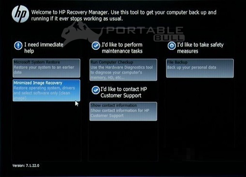 HP Recovery Manager Free Download