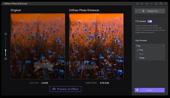 HitPaw Photo Enhancer free download