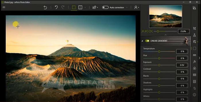 InPixio Photo Studio Ultimate 11