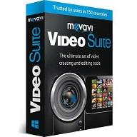 Movavi Video Suite 21 cover