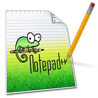 NotePad++ for Mac icon