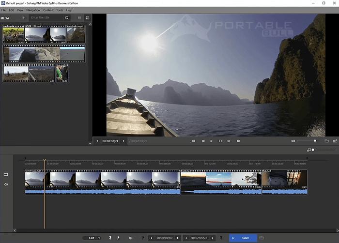 SolveigMM Video Splitter 7