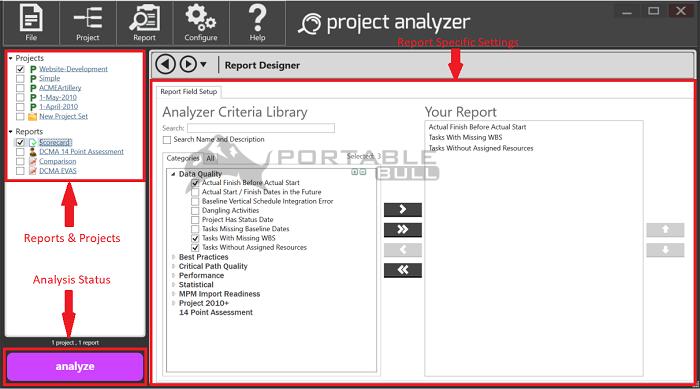 Steelray Project Analyzer 2021