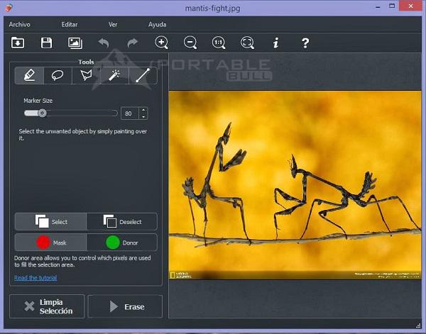 Teorex PhotoScissors free download