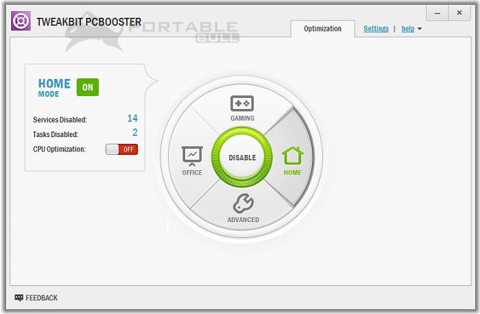 TweakBit PCBooster