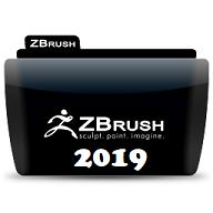 ZBrush 2019 icon