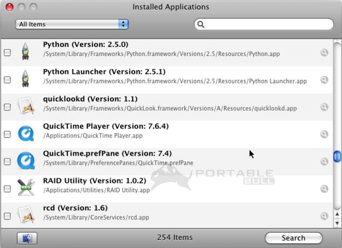 iTrash for mac