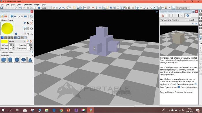 3DCrafter Download