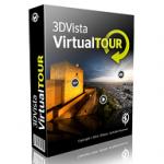 3DVista Virtual Tour Suite 2018 cover