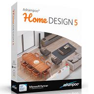 Ashampoo Home Design 5 cover