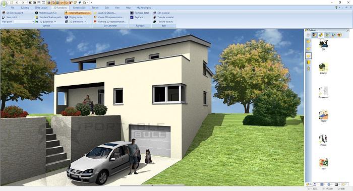 Ashampoo Home Design 5 free download