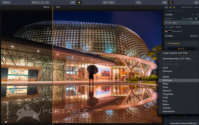 Aurora HDR 2019 for Mac