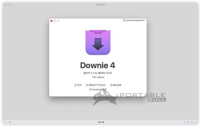 Downie for mac