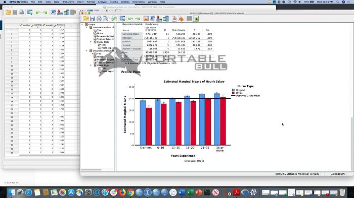 IBM SPSS Statistics 27 Free Download