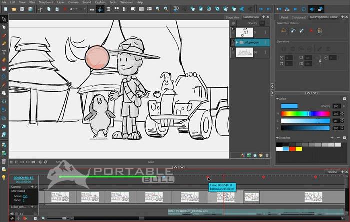 Toon Boom Storyboard Pro