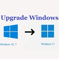 Upgrade Windows 10 to Windows 11