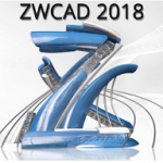 ZWCAD 2018 icon