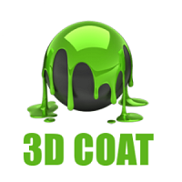3D-Coat 2021 Icon