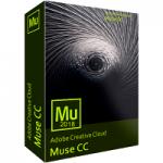 Adobe Muse CC 2018 Cover