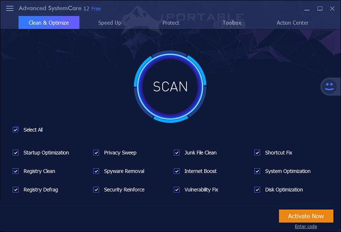 Advanced SystemCare Pro 15