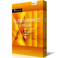 AquaSoft SlideShow Premium 12 Cover