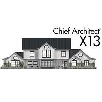 Chief Architect Interiors X13 Icon