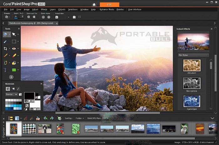 Corel PaintShop Pro 2022 Ultimate Portable