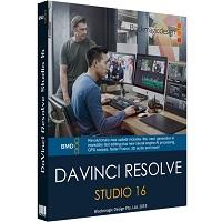 DaVinci Resolve Studio 16 Cover