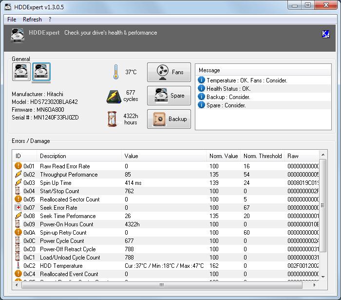HDDExpert Portable
