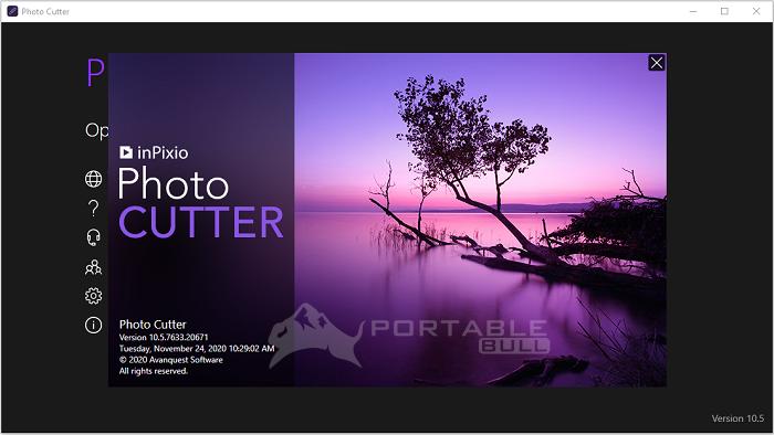 InPixio Photo Cutter
