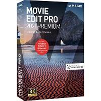 MAGIX Movie Edit Pro 2021 cover
