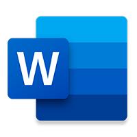 Microsoft Word 2019 icon