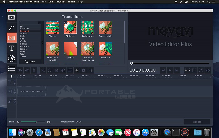 Movavi Video Editor 15