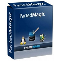 Parted Magic 2018 cover