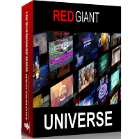Red Giant Universe Cover