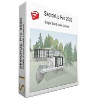 SketchUp Pro 2020 Icon