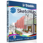 SketchUp Pro 2021 Icon